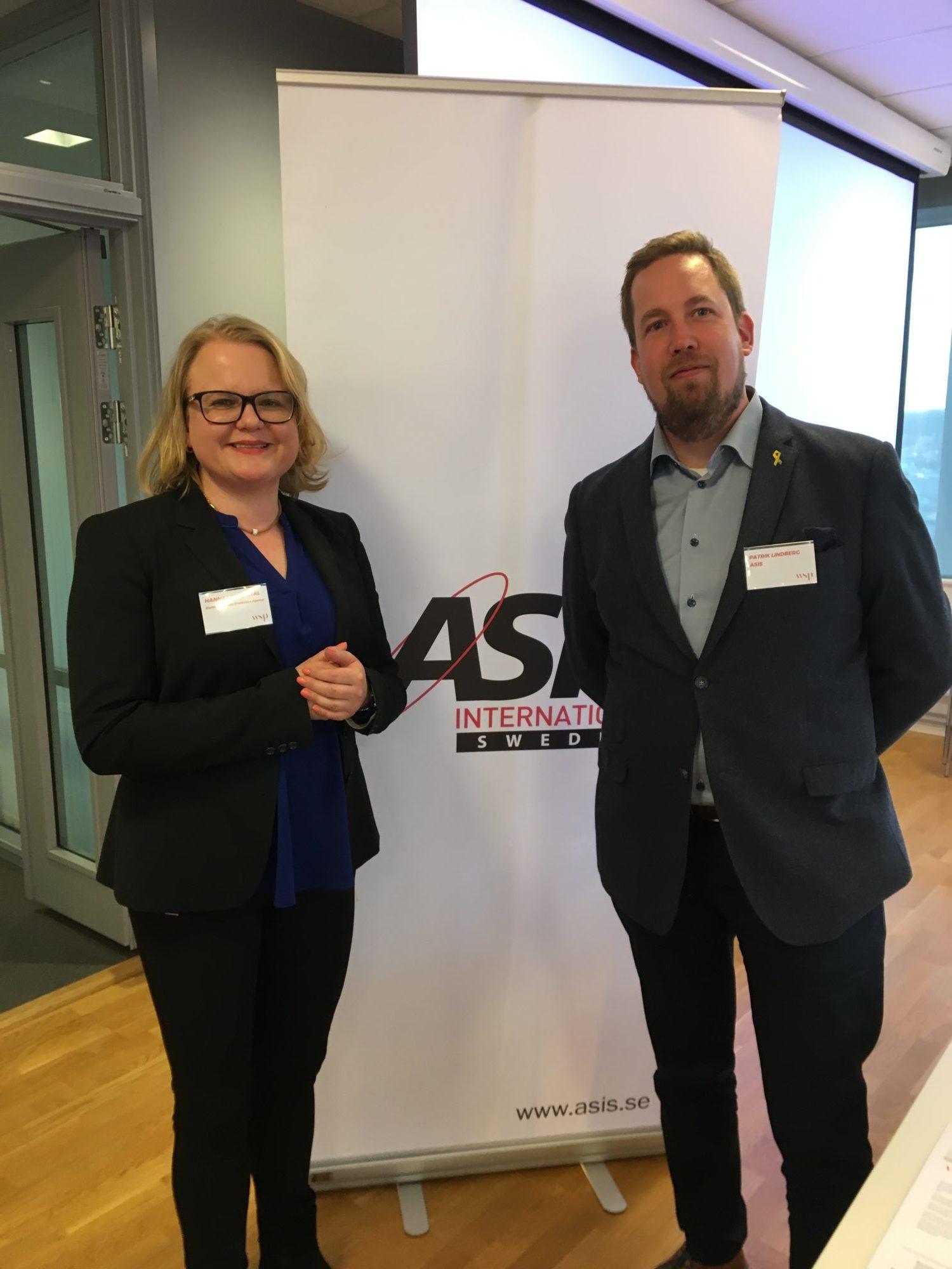 Föreläsning om informationspåverkan och virtuella hot i Göteborg fick högsta betyg!
